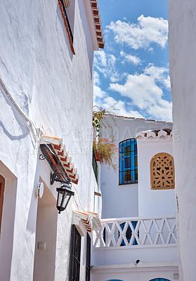 Frigiliana - the beautiful old city of Andalusia