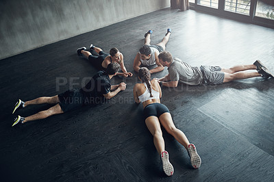 Group workouts motivate you