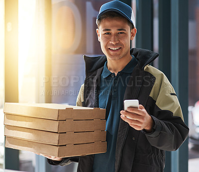 He never misses a delivery deadline