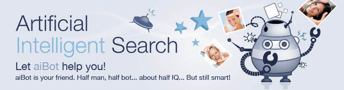 Artificial Intelligent Search - Let aiBot help you!