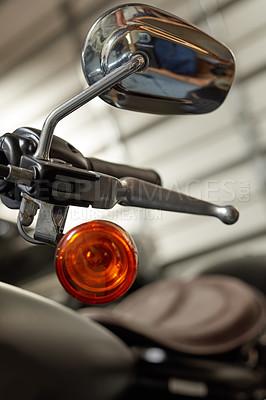 Buy stock photo A photo of a dream motor bike
