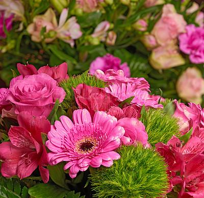 Buy stock photo A bouquet of appreciation