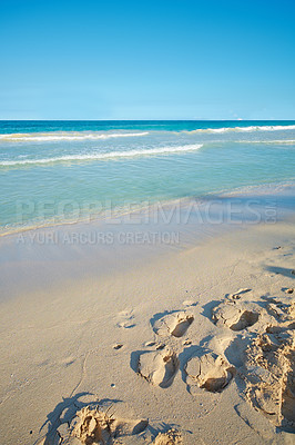 Buy stock photo Lanikai Beach of Oahu, Hawaii
