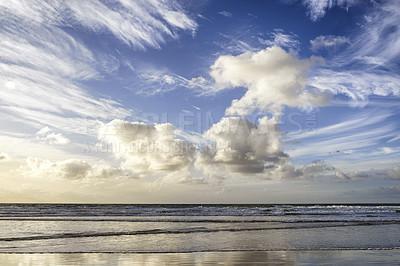 Buy stock photo The beach of Torrey Pines, San Diego, California