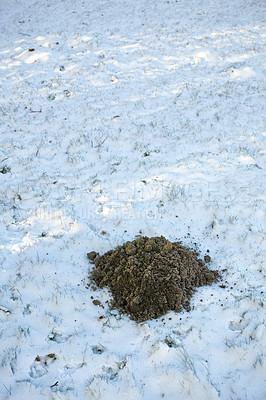 Buy stock photo Danish wintertime